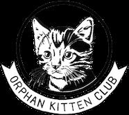 Orphan Kitten Club logo